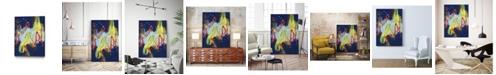 "Giant Art 14"" x 11"" Respite I Museum Mounted Canvas Print"