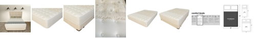 """Paramount Nature's Spa by Eminence 13.5"""" Luxury Firm Mattress Set- Full"""