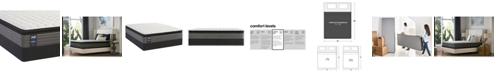 "Sealy Posturepedic Lawson LTD II 13.5"" Cushion Firm Pillow Top Mattress Set- California King"