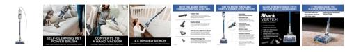 Shark HZ2002 Vertex™ UltraLight™ DuoClean® PowerFins Corded Stick Vacuum with Self-Cleaning Brushroll