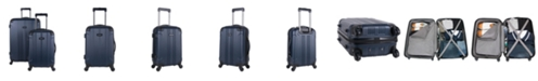 Kenneth Cole Reaction Out of Bounds 2-pc Hardside Luggage Set
