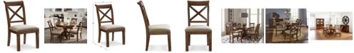 Furniture Closeout! Mandara X-Back Side Chair