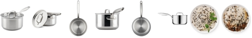 Breville Thermal Pro Clad Stainless Steel 2-Qt. Saucepan & Lid
