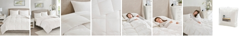 Sleep Philosophy All Season Warmth Twin Oversized 100% Cotton Down Comforter