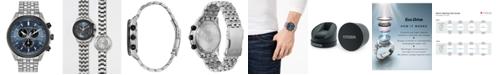 Citizen Eco-Drive Men's Chronograph Brycen Stainless Steel Bracelet Watch 44mm