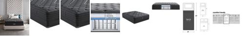 """Beautyrest C-Class 13.75"""" Medium Firm Mattress Set - Twin XL"""