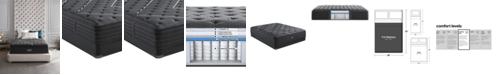 """Beautyrest C-Class 13.75"""" Medium Firm Mattress Set - Full"""