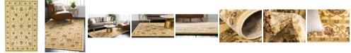 "Bridgeport Home Passage Psg6 Ivory 10' 6"" x 16' 5"" Area Rug"