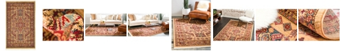 "Bridgeport Home Harik Har1 Beige 3' 3"" x 5' 3"" Area Rug"