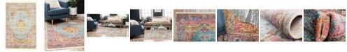 """Bridgeport Home Kenna Ken1 Multi 2' 2"""" x 3' Area Rug"""