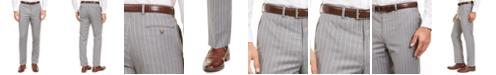 Lauren Ralph Lauren Men's Classic-Fit UltraFlex Stretch Stripe Suit Separate Pants