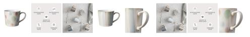 Denby Multi Spot Painted Large Mug