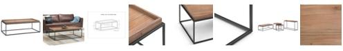 Simpli Home Carter Coffee Table