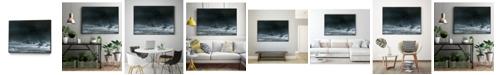 "Giant Art 14"" x 11"" Sea View I Art Block Framed Canvas"