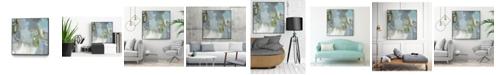"Giant Art 20"" x 20"" Moonlight Art Block Framed Canvas"