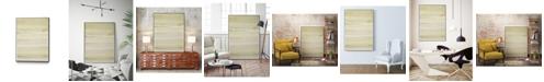 """Giant Art 40"""" x 30"""" Evanescence 32 Art Block Framed Canvas"""