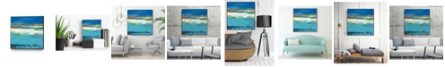 "Giant Art 20"" x 20"" Aisle of Art Block Framed Canvas"