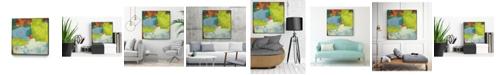 """Giant Art 30"""" x 30"""" Torp Art Block Framed Canvas"""