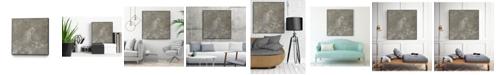 """Giant Art 30"""" x 30"""" Celestial Dream I Art Block Framed Canvas"""