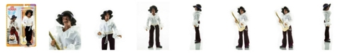 """Mego Action Figures Mego Action Figure 8"""" Jimi Hendrix, Miami Pop Limited Edition Collector's Item"""