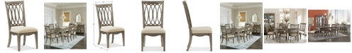 Furniture Kelly Ripa Home Hayley Side Chair