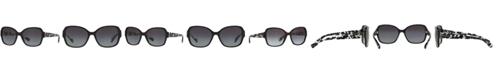 COACH Sunglasses, HC8166