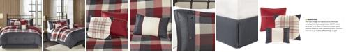 Madison Park Ridge 7-Pc. King Comforter Set