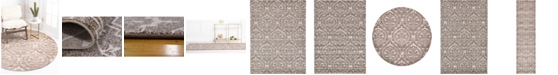 Bridgeport Home Felipe Fel2 Light Brown Area Rug Collection