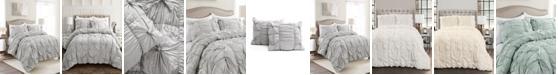 Lush Decor Bella 3-Piece Full/Queen Comforter Set