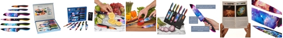 Chef's Vision Cosmos Series 6-Piece Knife Set
