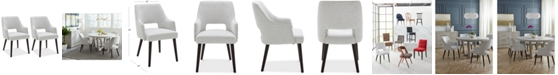 Furniture Aspen Dining Furniture, 2-Pc. Set (2 Host Chairs), Created for Macy's
