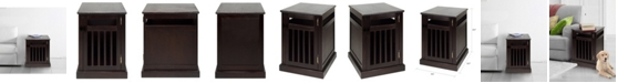 Yu Shan Chappy Pet Crate with Wood Slats
