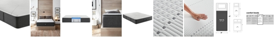 """Beautyrest Hybrid BRX1000-IP 13.5"""" Medium Firm Mattress - Twin XL"""