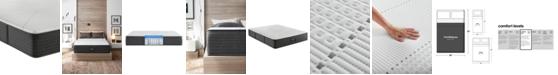 """Beautyrest Hybrid BRX1000-IP 13.5"""" Medium Firm Mattress -Full"""