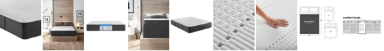 "Beautyrest Hybrid BRX1000-IP 13.5"" Medium Firm Mattress - Queen"
