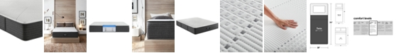 "Beautyrest Hybrid BRX1000-IP 13.5"" Medium Firm Mattress - Twin"