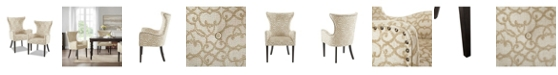 Furniture Angelica Dining Arm Chair, Set Of 2