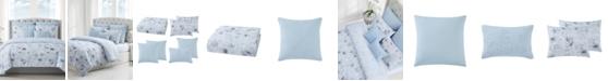 Style 212 Ava 7-Piece Floral Print King Comforter Set