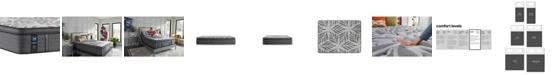 "Sealy Premium Posturepedic Satisfied II 14"" Plush Pillow Top Mattress Collection"