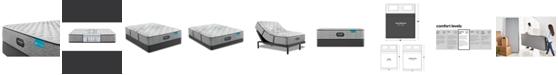 "Beautyrest Harmony Lux Carbon 13.75"" Medium Firm Mattress Set - King"