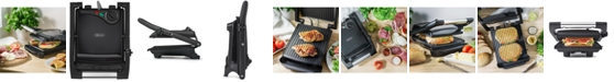 Bella Nonstick Electric Panini Sandwich Grill