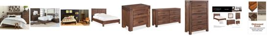Furniture Avondale Platform Bedroom Furniture Collection