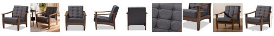 Furniture Larsen Lounge Chair