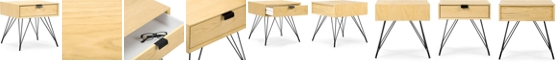 Finch Newell Side Table