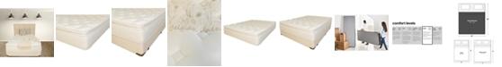 "Paramount Nature's Spa by Oasis 13.5"" Plush Pillow Top Mattress Set- King"