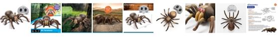 Discovery Kids Toy Arc Tarantula