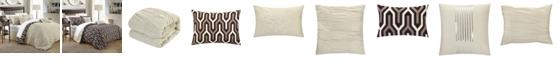 Chic Home Lessie 7-Pc Queen Comforter Set