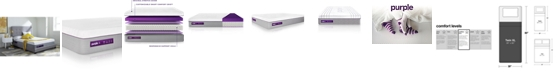 "Purple .4 Hybrid Premier 13"" Mattress - Twin XL"