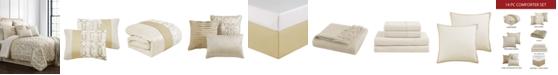 Hallmart Collectibles Hedron 14-Pc. King Comforter Set