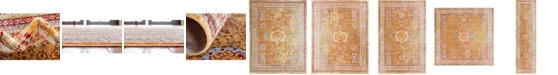 Bridgeport Home Malin Mal1 Gold Area Rug Collection